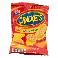 Galletas Mini Crackets Queso Gamesa 41 gr