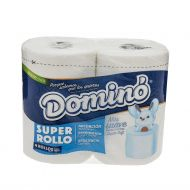 Papel Higiénico Super Rollo Dominó 12/4R